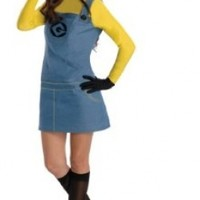 Rubie's Women's Despicable Me 2 Minion Costume with Accessories, Multicolor, Large