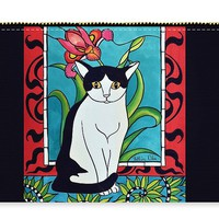 Pretty Me In Tuxedo Carry-all Pouch for Sale by Dora Hathazi Mendes