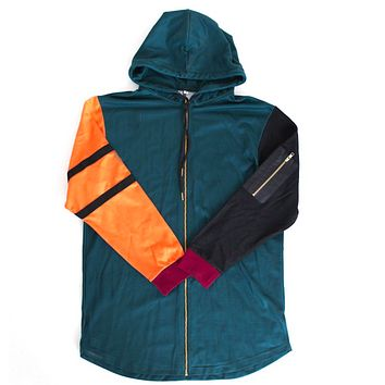 Reves Paris Kayak Hoody In Multi-Color