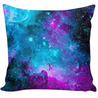 Galaxy Couch Pillow