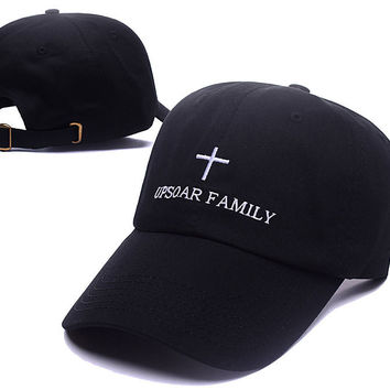 Black Upsoar Family Funny Baseball Cap Hat Hip Hop Alien Dad Hat respect Strapback Fishing Daddy Cap Adjustable Strap Back Trucker Bone