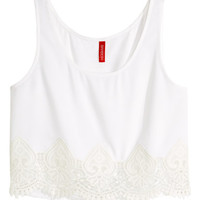 H&M Short Tank Top $17.95