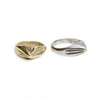 Alana Ring - Sterling Silver