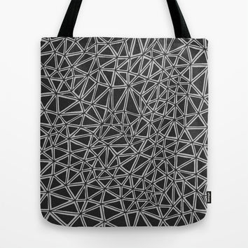 Grey Matter Tote Bag by Alliedrawsthings | Society6