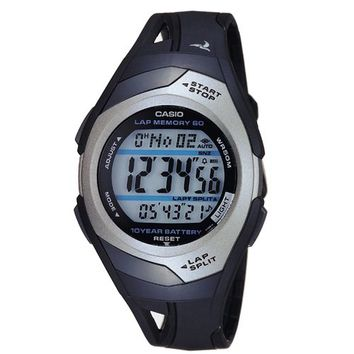 Casio Men's 60-Lap Sport Running Watch | Academy