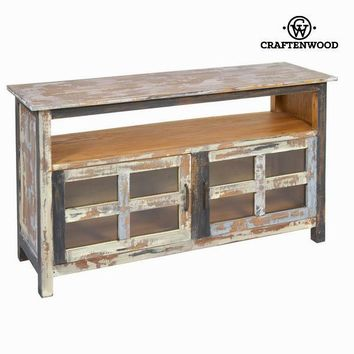 Vintage sideboard 2 doors - Poetic Collection by Craften Wood