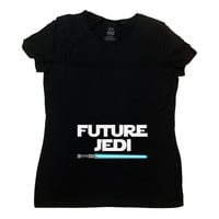 Funny Pregnancy T Shirt Pregnancy Clothes Maternity Tops Future Jedi Shirt Gifts For Expecting Mothers Mommy To Be Shirt Ladies Tee - SA602