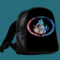 Divergent dauntless the brave MJ7 design for Backpack / Custom Bag / School Bag / Children Bag / Custom School Bag *