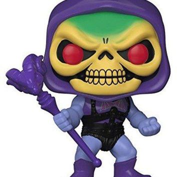 Funko Pop Television: Masters of the Universe-Battle Armor Skeletor Collectible Vinyl Figure