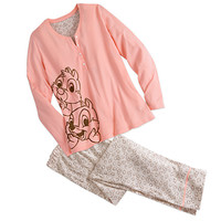Chip 'n Dale Pajama Set for Women | Disney Store