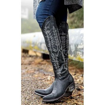 Old Gringo Mayra Boots~ Black