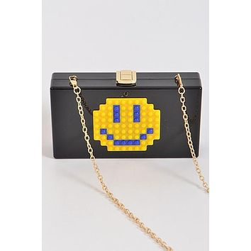Lego Smiley Face Bag