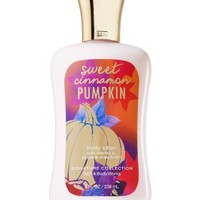 Sweet Cinnamon Pumpkin Body Lotion   - Signature Collection - Bath & Body Works