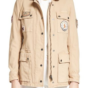 Belstaff Hoghton Cotton Drill Jacket | Nordstrom