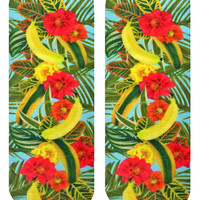 Tropical Ankle Socks