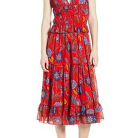 Rebecca Minkoff Lucy Floral Dress | Nordstrom