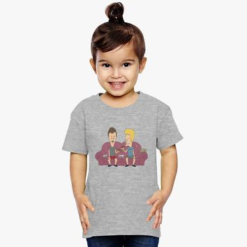 Beavis And Butthead Toddler T-shirt