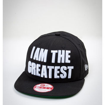 Muhammad Ali 'I am the Greatest' Snapback Hat