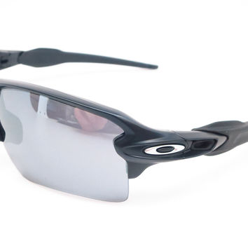 Oakley Flak 2.0 XL OO9188-01 Black Iridium Sunglasses