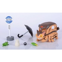 Ghibli Character Goods : My Neighbor Totoro -NoseChara Cat Bus- - HYPETOKYO