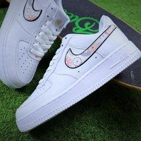2018 Nike Air Force 1 Low Chinese New Year White Sport Shoes Sneaker - Beauty Ticks