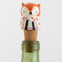 Fox Bottle Stopper by Natural Life