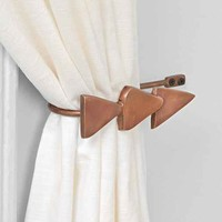 Magical Thinking Triple-Triangle Curtain Tie-Back