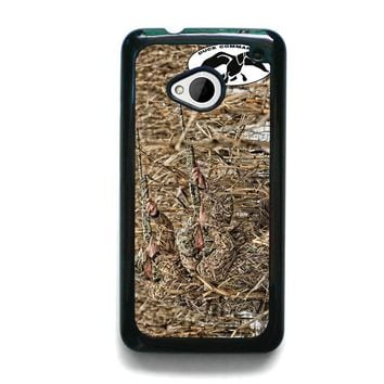 DUCK DYNASTY CAMO HTC One M7 Case Cover