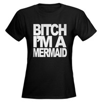 MERMAID T-Shirt on CafePress.com