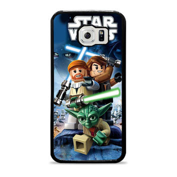 LEGO Star Wars III The Clone Wars Movie Samsung Galaxy S6 Case