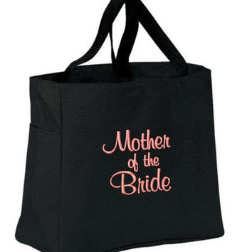 Mother of the Bride / Groom Tote Bag