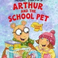 Arthur and the School Pet (Step into Reading, Step 3)