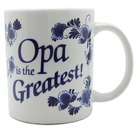 German Gift Opa Coffee Cup