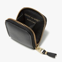Comme des Garçons Wallet / Classic Leather Line SA4100 Wallet in Black