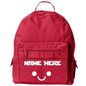 Cute Kids School Bag Add Name