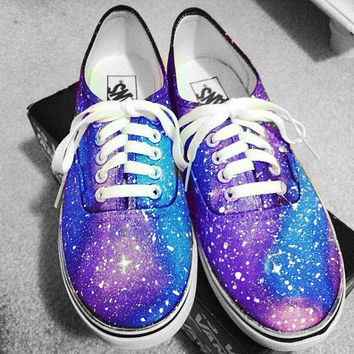 AUTHENTIC GALAXY VANS