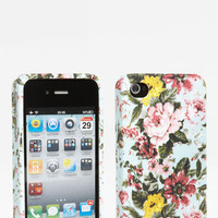 Design Lab 'Matte Floral' iPhone 4 & 4S Case | Nordstrom