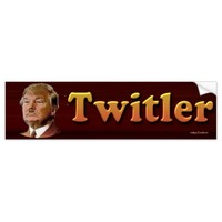 Twitler Bumper Sticker