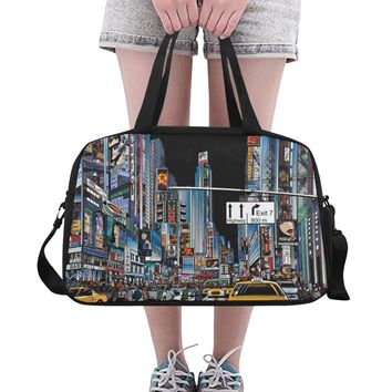 New York City Weekend Travel Bag
