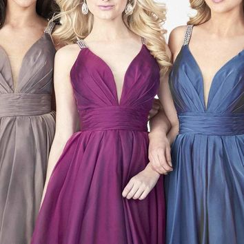 Tiffany Homecoming - 27115 Captivating Ruched Sweetheart A-Line Cocktail Dress