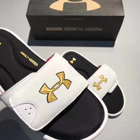 Under Armour/UA Ignite V Slides female Men's sports slippers