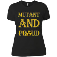 Mutant And Proud Funny T-shirt
