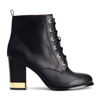 H&M Ankle Boots $59.95