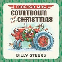 Tractor MAC Countdown to Christmas Tractor MAC BRDBK
