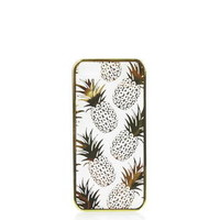 **Gold Pineapple iPhone 5 Case by Skinnydip - Gold