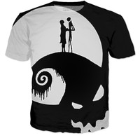 Jack & Sally The Nightmare Before Christmas
