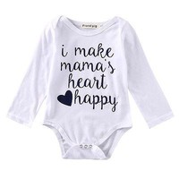 Mamas Heart Onesuit