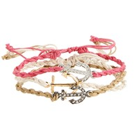 ANCHOR BRACELET 3-PACK