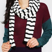 Urban Outfitters - BDG Skinny Stripe Scarf