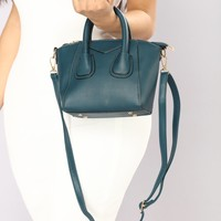 Now I Have A Lot Crossbody - Teal